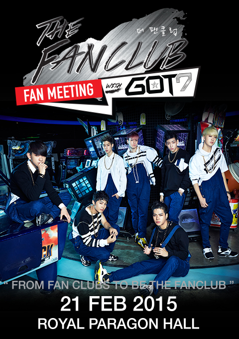The Fanclub Fan Meeting with GOT7